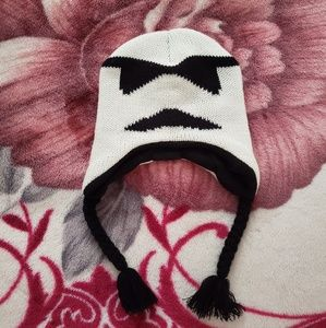 Stormtrooper beanie from Hot Topic